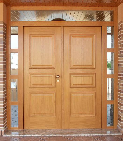 Fadabi fabrica de aberturas de madera puertas ventanas for Disenos de puertas de madera