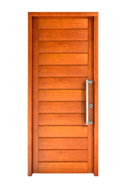 Puertas de madera exterior precios interesting rustica for Puertas madera exterior precios