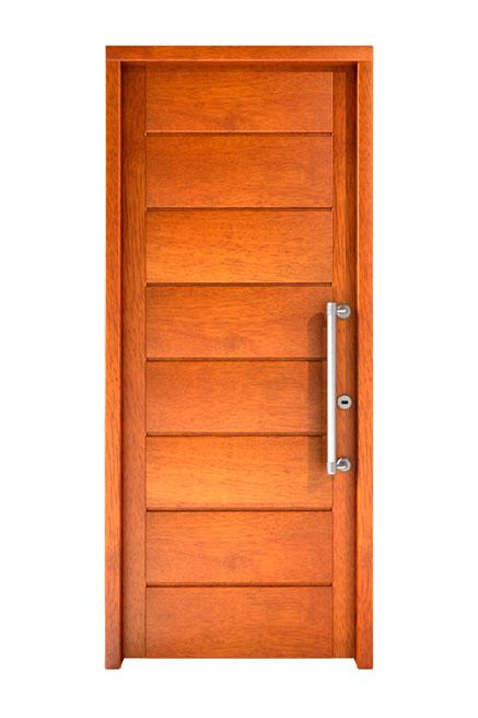 Fadabi fabrica de aberturas de madera puertas ventanas for Modelos de puertas de madera para frente