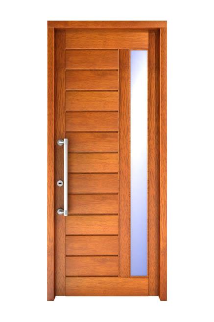 Fadabi fabrica de aberturas de madera puertas ventanas portones - Puertas de exterior modernas ...