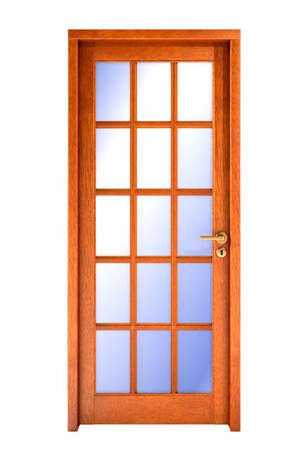 Fadabi fabrica de aberturas de madera puertas ventanas for Puertas de madera con vidrio para interior